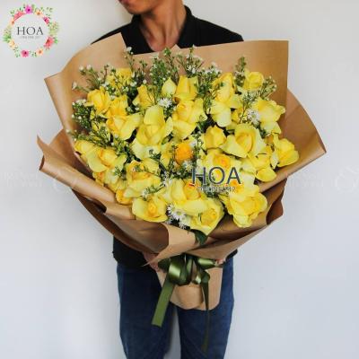 Bó Hoa Chúc Mừng - D176441 - xinhtuoi.online