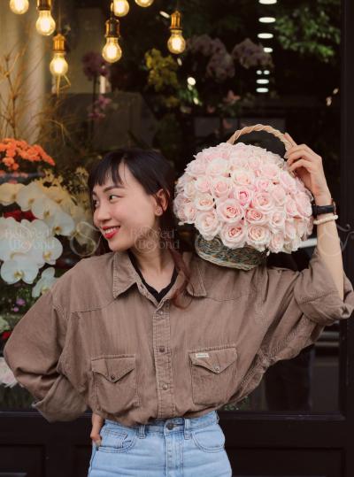 Lẵng Best Seller - D177163 - xinhtuoi.online