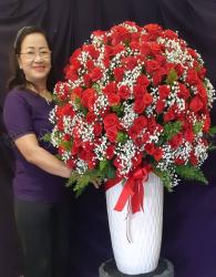 Bình Hoa Sinh Nhật - xinhtuoi.online
