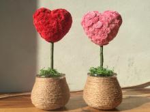 Hoa giấy Handmade Yang Be