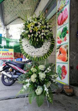 Hoa trắng - D10727 - xinhtuoi.online