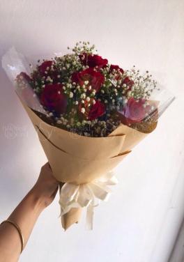 hoa sinh nhật - D13382 - xinhtuoi.online