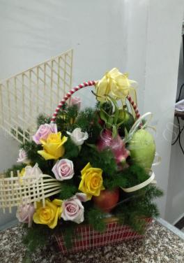 Giỏ Hoa Cưới - xinhtuoi.online