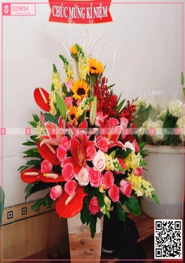 Hộp Hoa Quà Tặng - xinhtuoi.online