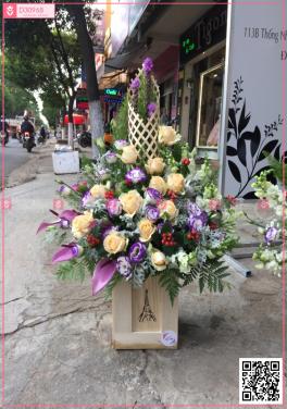 Hộp hoa - D30968 - xinhtuoi.online