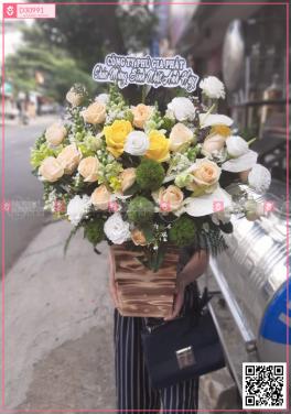 Hộp hoa - D30991 - xinhtuoi.online