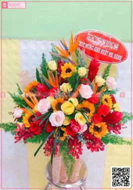Hộp hoa - D31037 - xinhtuoi.online
