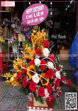 Giỏ Hoa Quà Tặng - xinhtuoi.online