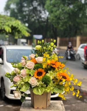hoa sinh nhật - D11212 - xinhtuoi.online