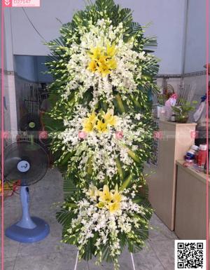Hoa chia buồn - D27147 - xinhtuoi.online