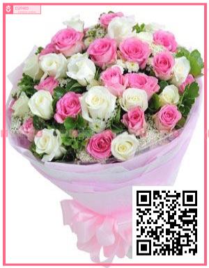Hoa quà tặng - D29483 - xinhtuoi.online