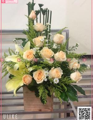 Hoa quà tặng - D29490 - xinhtuoi.online