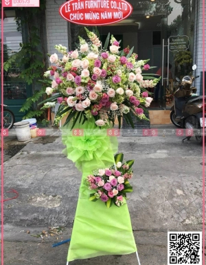 Kệ Hoa Khai Trương - xinhtuoi.online