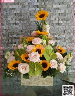 hoa sinh nhật - D26315 - xinhtuoi.online