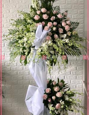 Hoa chia buồn - D26317 - xinhtuoi.online