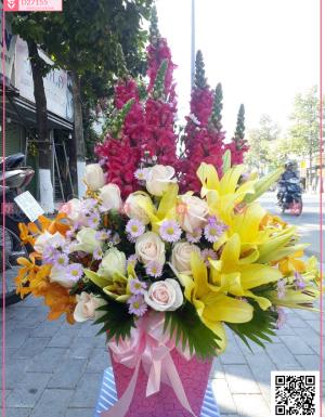 hoa sinh nhật - D27155 - xinhtuoi.online