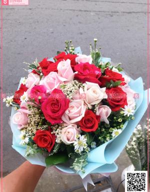 Hoa quà tặng - D29484 - xinhtuoi.online