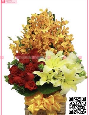 Hoa quà tặng - D29492 - xinhtuoi.online