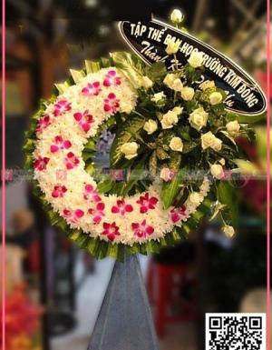 Hoa trắng - D30561 - xinhtuoi.online