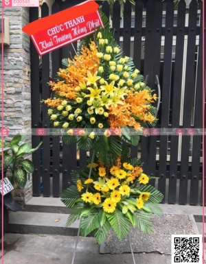 Thanh khiết - D30565 - xinhtuoi.online