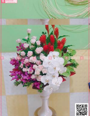 Bình hoa - D31118 - xinhtuoi.online