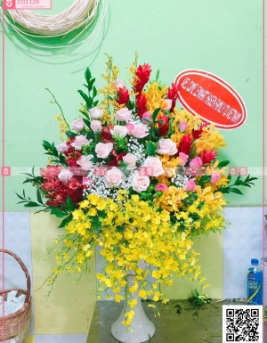 Bình hoa - D31128 - xinhtuoi.online