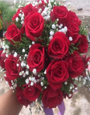 Hoa cưới - D31344 - xinhtuoi.online