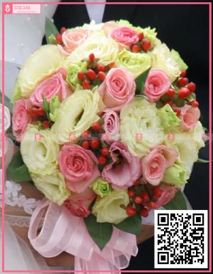 Hoa cưới  004 - D31348 - xinhtuoi.online