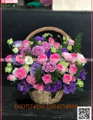 Hoa hồng - D36026 - xinhtuoi.online