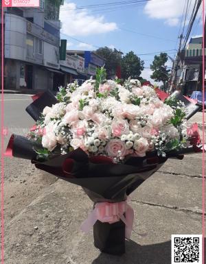 Hoa hồng, baby - D36027 - xinhtuoi.online