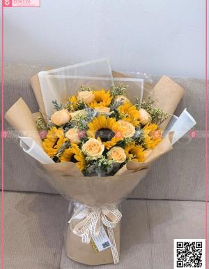 Hoa hướng dương - D36126 - xinhtuoi.online