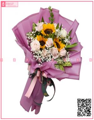 Hoa hướng dương.. - D36127 - xinhtuoi.online