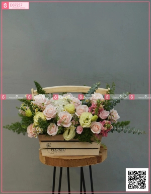 Giỏ hộp 1160 - D37257 - xinhtuoi.online