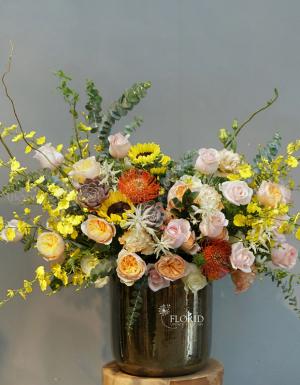 Bình Hoa Chúc Mừng 1303 - D37156 - xinhtuoi.online