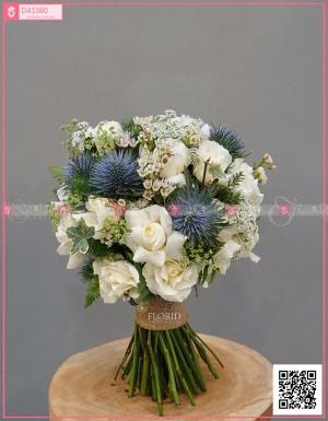 Hoa cưới 0381 - D41380 - xinhtuoi.online