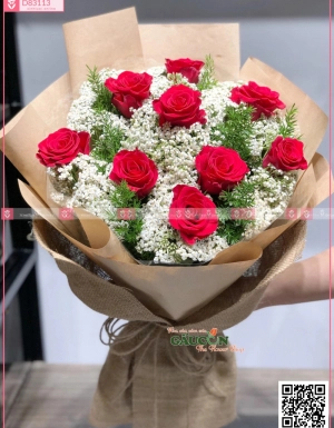 Be My Valentine - D83113 - xinhtuoi.online