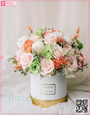 Happy Valentine - D90805 - xinhtuoi.online