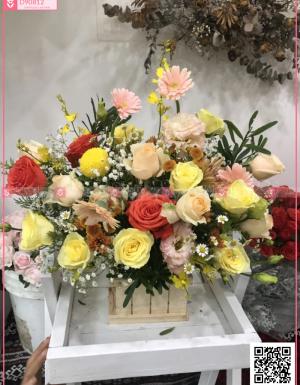 Xinh xắn - D90812 - xinhtuoi.online