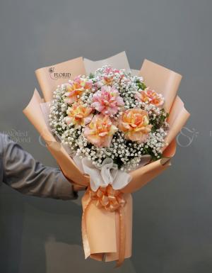 Romantic Love - D90830 - xinhtuoi.online