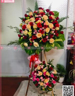 Kệ hoa chúc mừng TA01 - D111998 - xinhtuoi.online