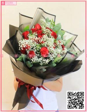 Bó Hoa Quà Tặng - D112000 - xinhtuoi.online