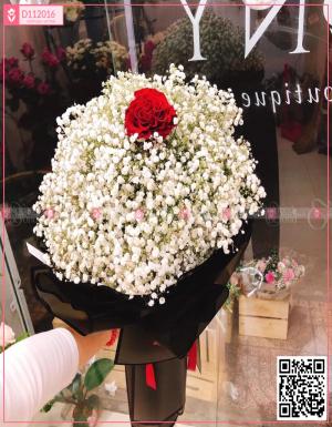 Bó Hoa Quà Tặng - D112016 - xinhtuoi.online