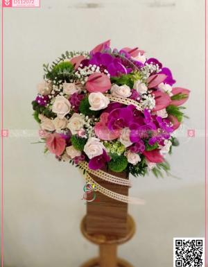 Lẵng Hoa Khai Trương - D112072 - xinhtuoi.online