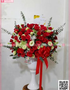 Bình Hoa Khai Trương - D112077 - xinhtuoi.online