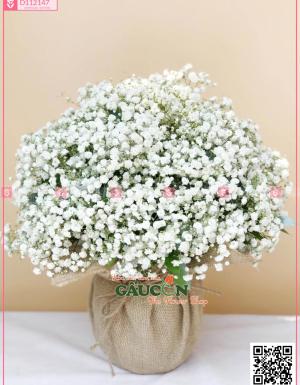 Giỏ Hoa Khai Trương - D112147 - xinhtuoi.online