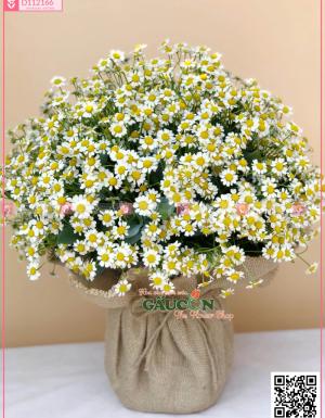 Giỏ Hoa Khai Trương - D112166 - xinhtuoi.online