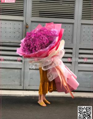 Bó Hoa Chúc Mừng - D120493 - xinhtuoi.online