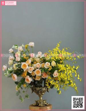 Vase Other Flower Categories - D124489 - xinhtuoi.online
