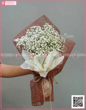 Bó Hoa Quà Tặng - D124514 - xinhtuoi.online