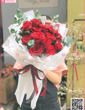 Bó Hoa Quà Tặng - D124532 - xinhtuoi.online